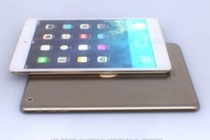 Enhanced iPad Air 2 color options