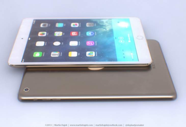 iPad Air 2 enhanced color options