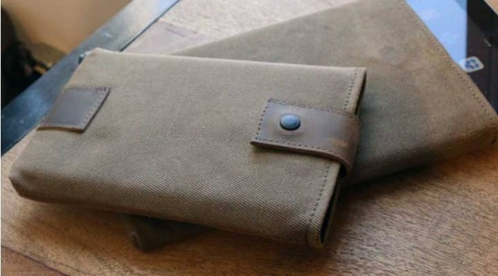 iPad Air 2 & iPad mini 3 Outback case by WaterField