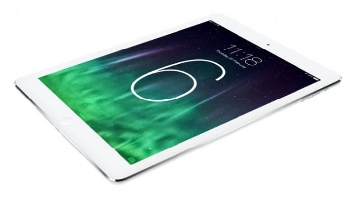 iPad Air 2 or iPad 6 release hints
