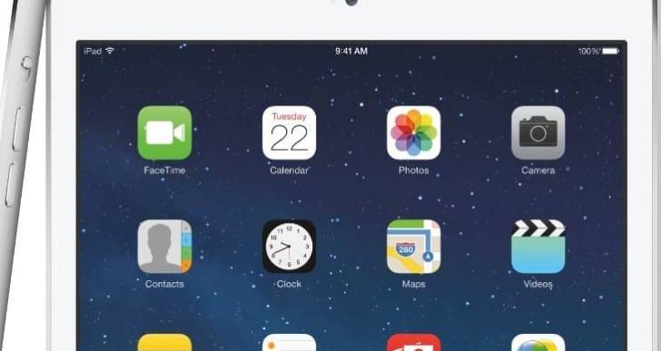 iPad Air 2 sapphire screen dilemma for Apple