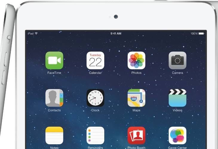 iPad Air 2 sapphire screen dilemma for Apple