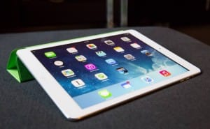 iPad Air 2 A8X chip vs. iPhone 6 A8