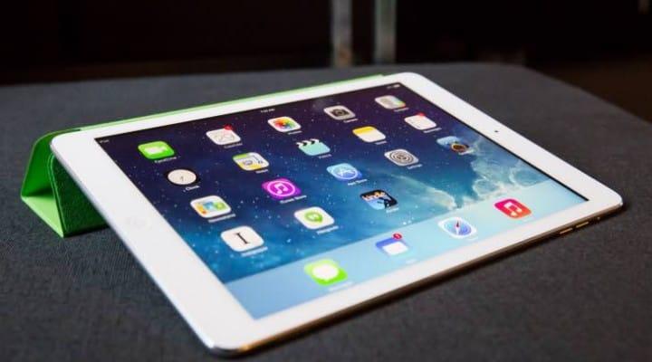 iPad Air 2 A8X chip vs. iPhone 6 A8
