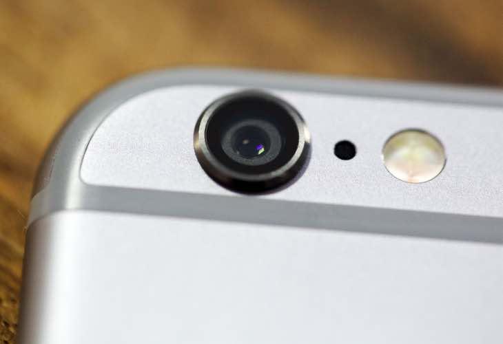 iPad Air 3 camera