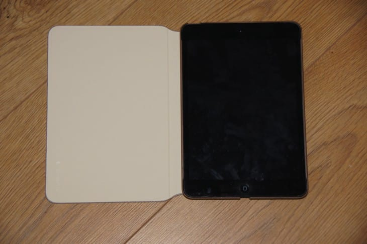 iPad Air Big Bang and mini Hinge cases review 13