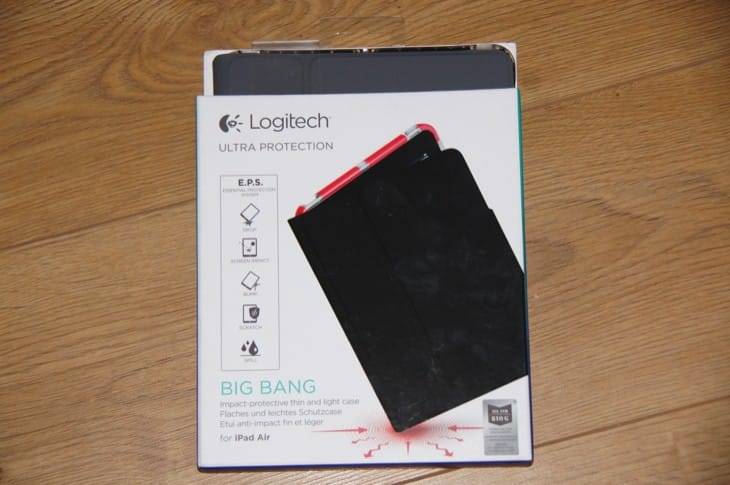iPad Air Big Bang and mini Hinge cases review 2