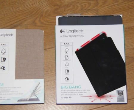 iPad Air Big Bang and mini Hinge cases review