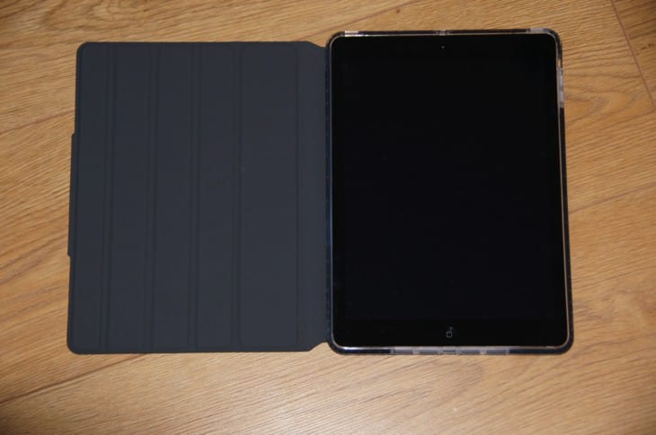 iPad Air Big Bang and mini Hinge cases review 6