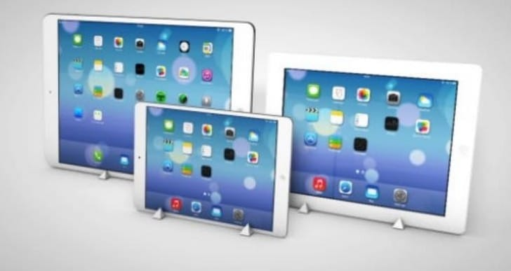 iPad Air Plus could target Surface Pro 4