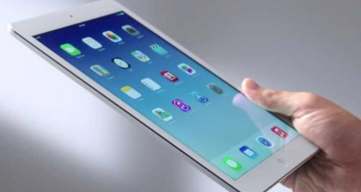 iPad Air 2 vs 6th generation redesign
