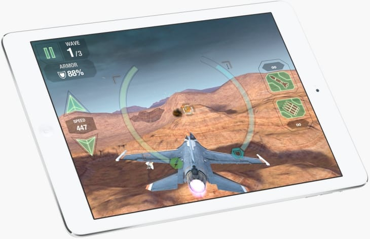 The iPad Air will be the best tablet out there