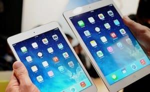 iPad Air vs. iPad mini Retina endures on YouTube
