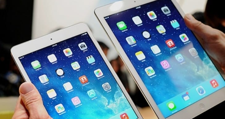 iPad Air vs. iPad mini Retina endures on YouTube