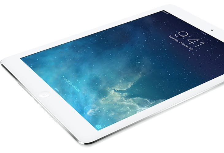 iPad Air could cannibalize iPad mini sales