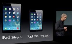 iPad Air vs. iPad mini this holiday season