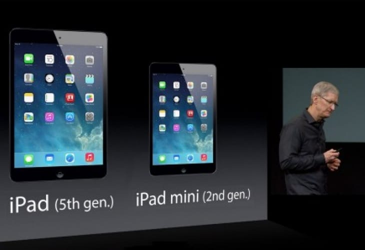 iPad Air vs. iPad mini this holiday season