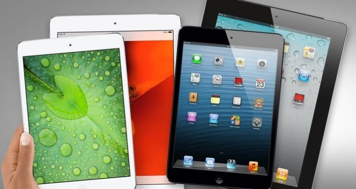 iPad Air vs. iPad mini with Retina display review