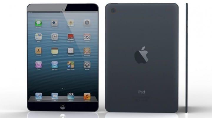 iPad mini 2 with Retina confirmation questionable