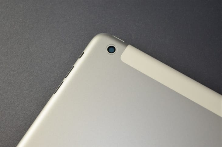 This is what the iPad mini 2nd generation could look like