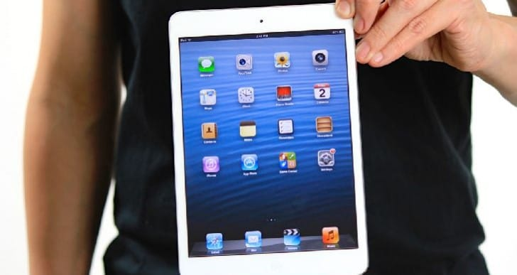 Apple iPad mini 3 wish list for features