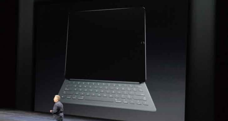 iPad Pro Smart Keyboard, Pencil release date and price