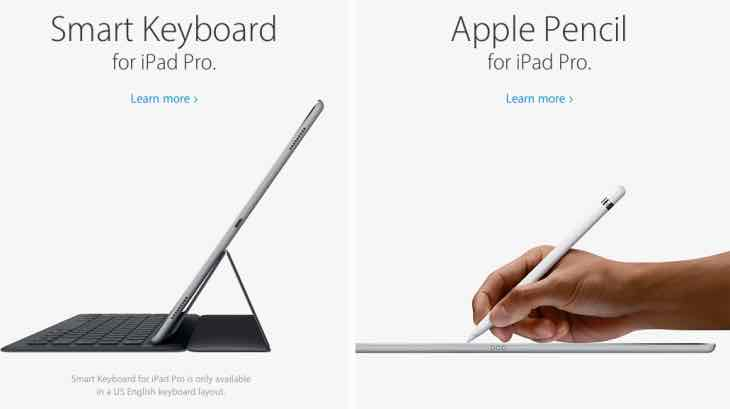 iPad Pro in-store pick up