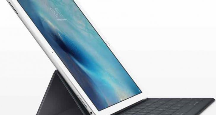 Logitech iPad Pro CREATE keyboard, first of many accessories