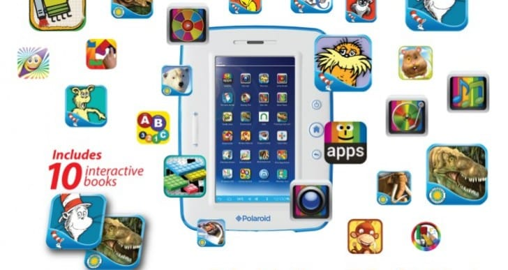 iPad alternatives for kids at Christmas 2013