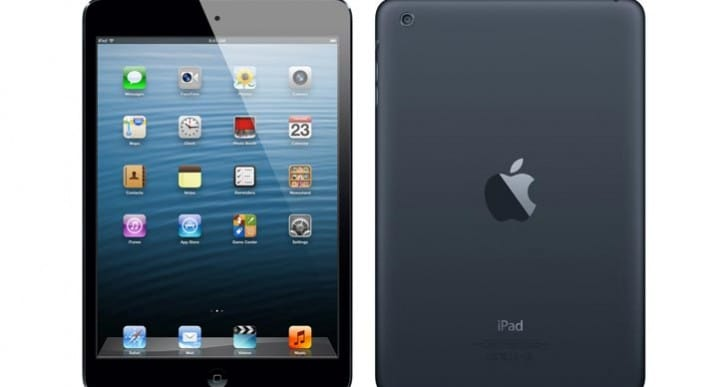 iPad mini 2 Retina release fears clarified