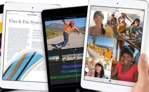 iPad mini 2 Retina screen problems, yellow returns