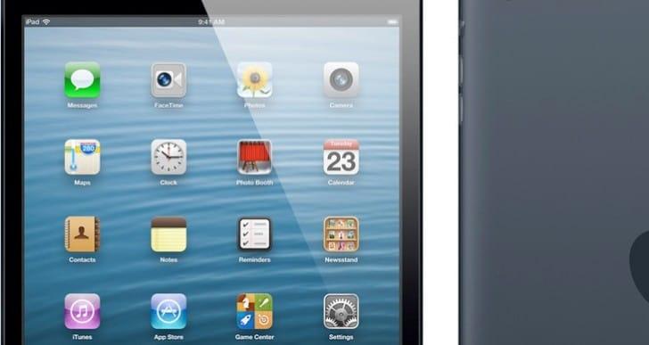 iPad mini 2 and iPhone 5S, 6 hardware unity