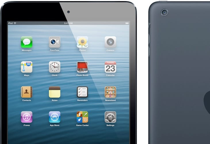 iPad mini 2 and iPhone 5S, 6 hardware unity