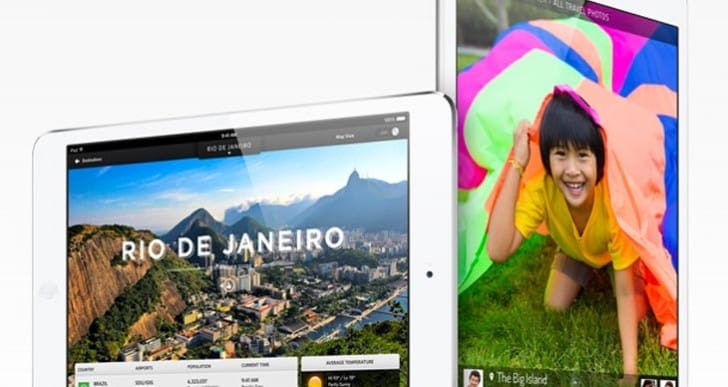 iPad mini 2 price hike depends on specs