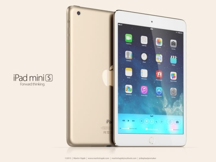 iPad mini 2 specs with S : C strategy