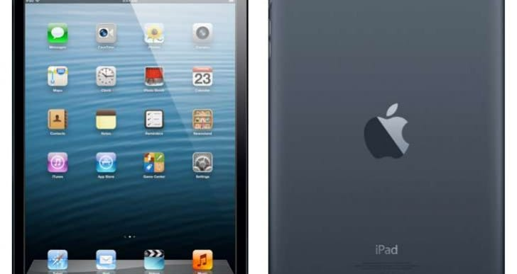 iPad mini 2 with LG Retina production imminent, allegedly