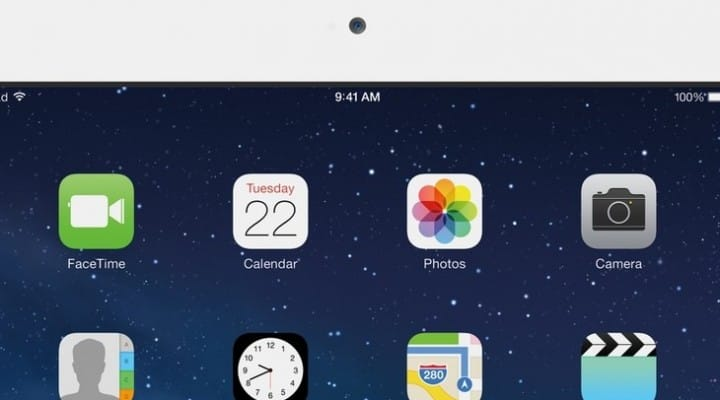 iPad mini 3 and Air 2 camera expectations