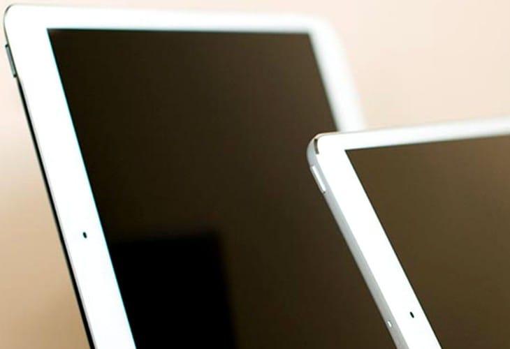 iPad mini 3 and Air 2 camera