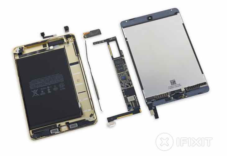 iPad mini 4 teardown