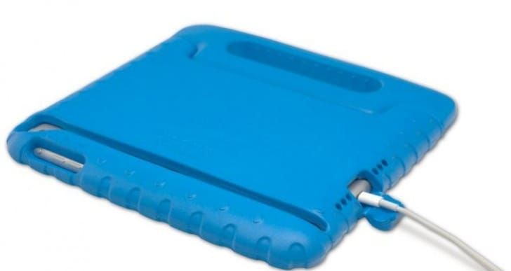 iPad mini cases for kids with a handle