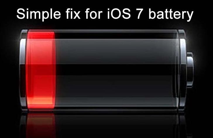 iPhone 5, 5S, and 5C battery life fix over holidays