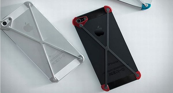 iPhone 5 RADIUS case improves on bumper