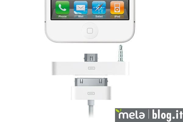 iPhone 5 adaptor concept for 2012 changes
