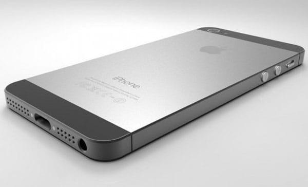 iPhone 5 gaining enterprise advantage