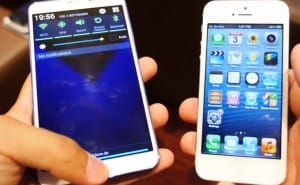 iPhone 5 vs. Galaxy Note 3 in a nutshell