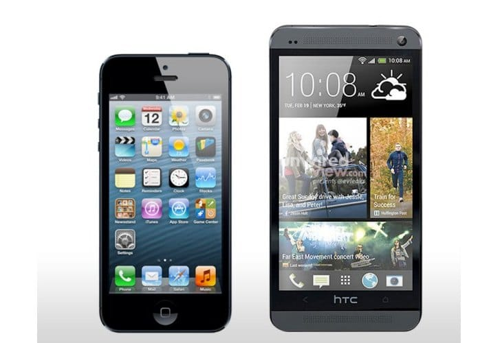 iPhone 5 vs. HTC One – The T-Mobile quandary