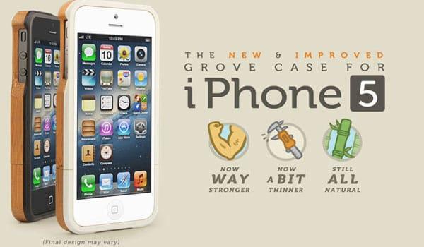 iPhone 5 cases precede announcement