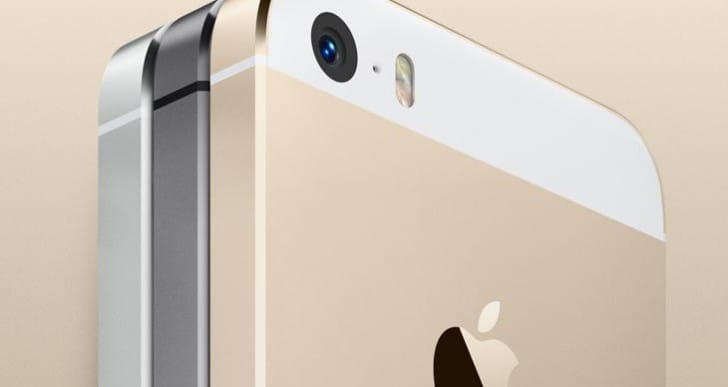 iPhone 5S absent pre-order hits trade-in time
