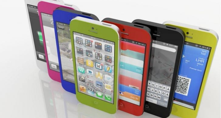iPhone 5S desire intensifies with iOS 7 debut at WWDC