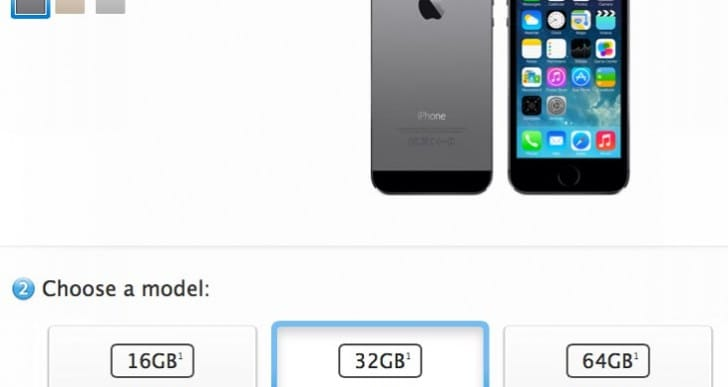 iPhone 5S order problems MIA, bad ship date